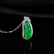 gemstone jewelry factory wholesale SGARIT brand white yellow gold color 925 sterling silver natural Quartz pendant necklace gemstone jewelry factory wholesale white yellow gold color 925 sterling silver natural amber charm pendant necklace for female
