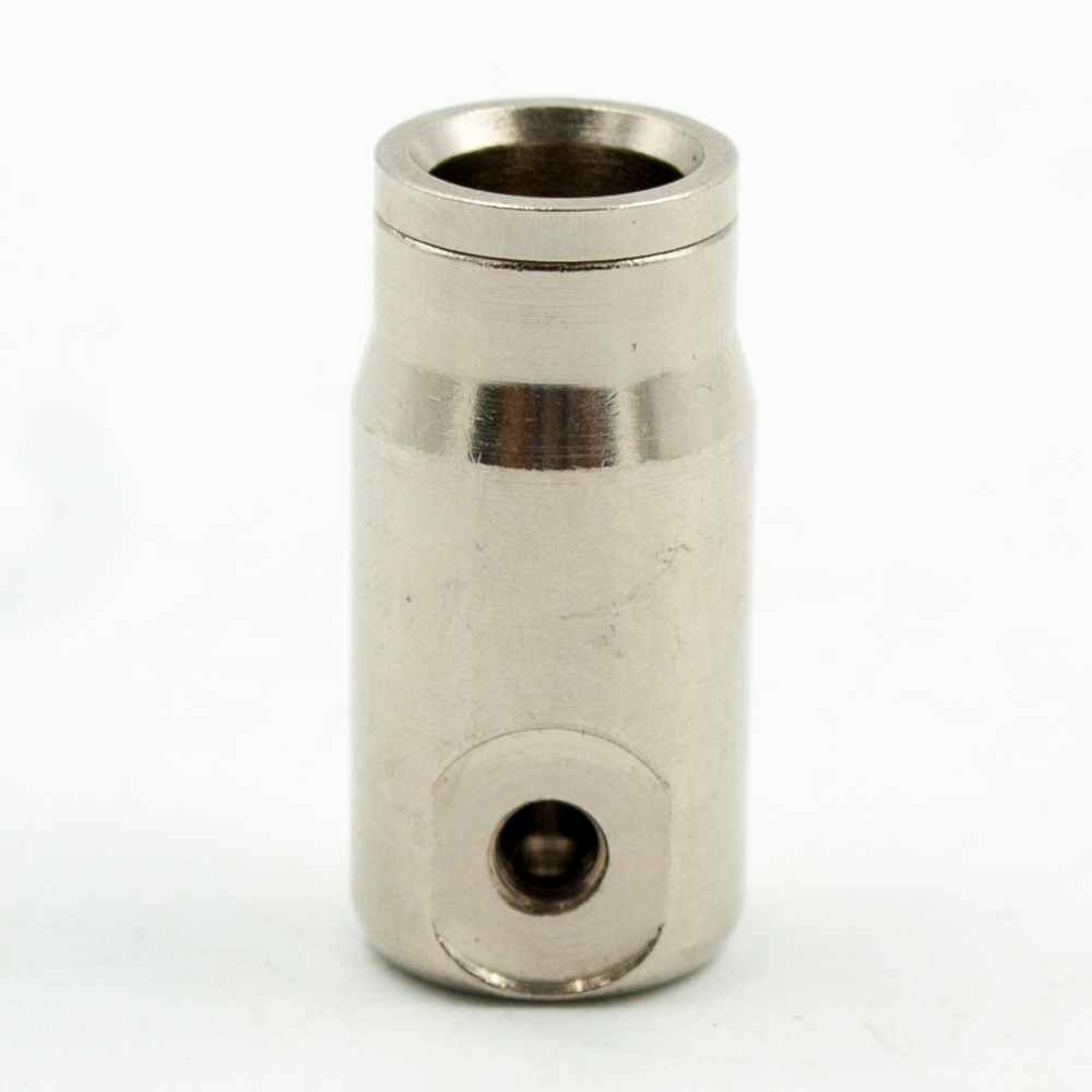 10pcs Legines Quick Coupling Slip Lock End(One Hole) 3/8. Brass End Cap For Mist Cooling System