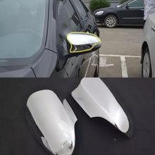 2018 abs пластиковые зеркала заднего вида автомобиля накладка