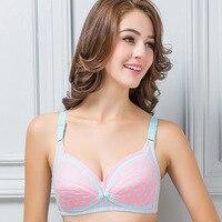 Thời trang thu thập Vú Ăn Thai Sản Bra kích thước Lớn Nursing Bra Con Bú Bra Áo Ngực Cho Con Bú brassiere Tops Phụ Nữ Mang Thai áo ngực