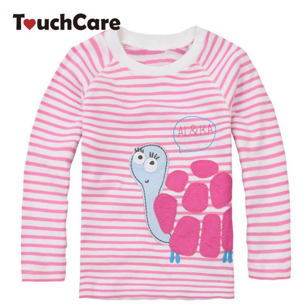 Fall winter 2015 cute cute baby girl long sleeve for Newborn girl t shirts