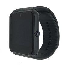 2016 Bluetooth Smart Uhr GT08 tragbare geräte Smartwatches Unterstützung Sim Karte MP3 Für Samsung Galaxy S7 Kante Anmerkung 7