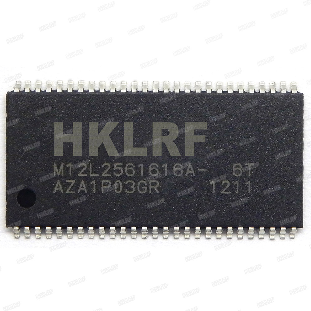 25PCS/Lot Orignial New  M12L2561616A 6T IC chipset Free shipping-in Integrated Circuits from Electronic Components & Supplies