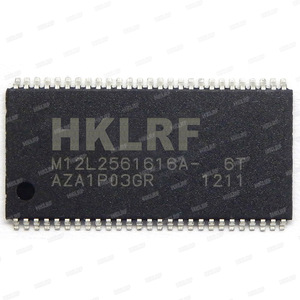 Image 1 - 25PCS/Lot Orignial New  M12L2561616A 6T IC chipset Free shipping