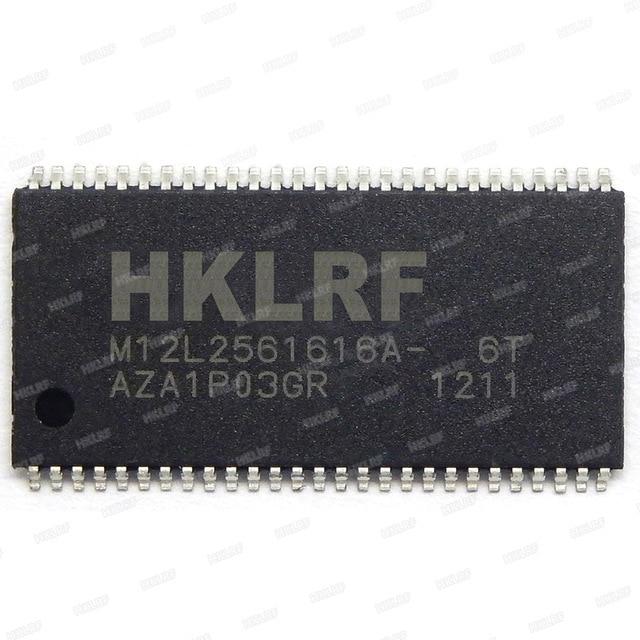 25PCS/Lot Orignial New  M12L2561616A 6T IC chipset Free shipping