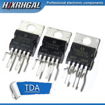 10 Uds TDA2003 TDA2030 TDA2050 LM317T IRF3205 Transistor-220 TO220
