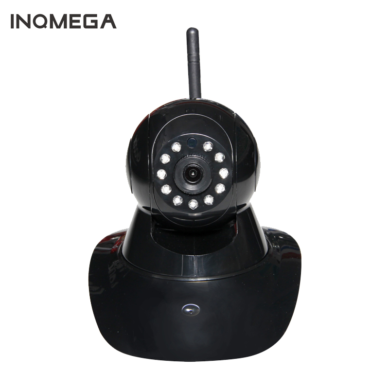 INQMEGA New Design Two Way Audio Baby Monitor CCTV Security Camera WiFi Wireless IP Camera  IR Night Vision Pan Tilt cctv camera