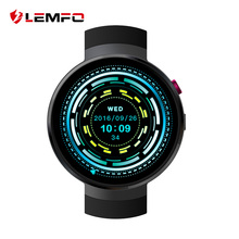LEMFO LEM7 4G Android 7.1 Smart Watch 1GB + 16GB 2MP Camera GPS 580Mah Battery Sport Business Mode Ranslation Tool Smartwatch