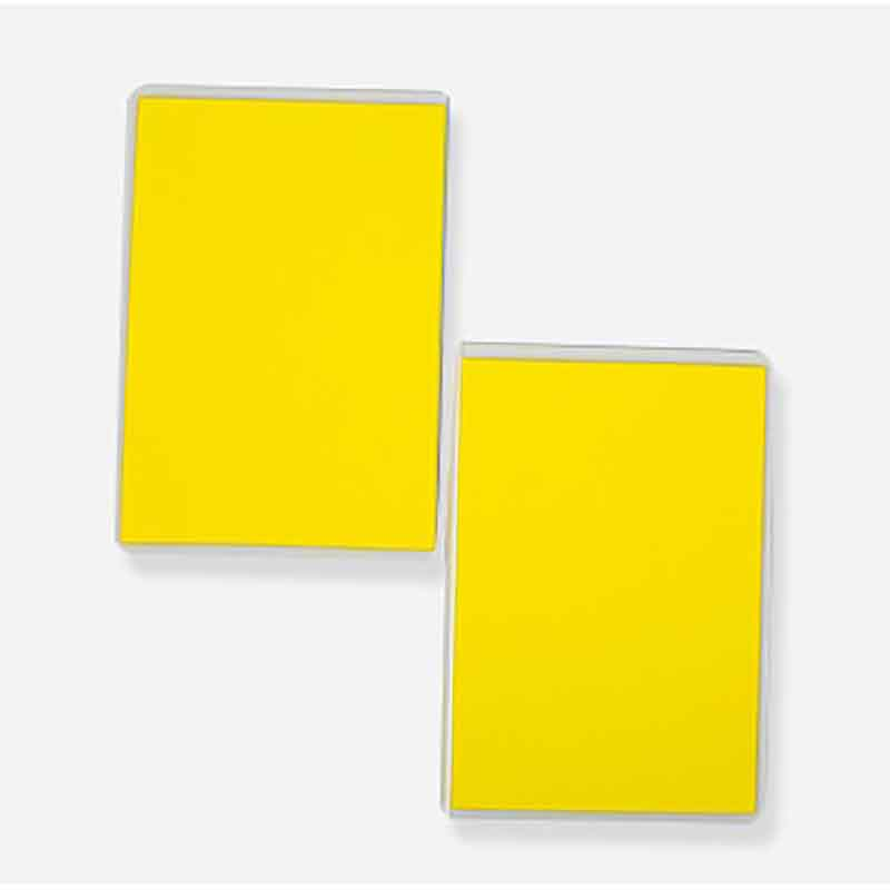 Taekwondo Yellow Color Martial Artrs Rebreakable Board for beginners Karate