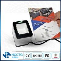 Caixa de pagamento desktop cmos 1d 2d código de barras pos qr code scanner HS-2001B