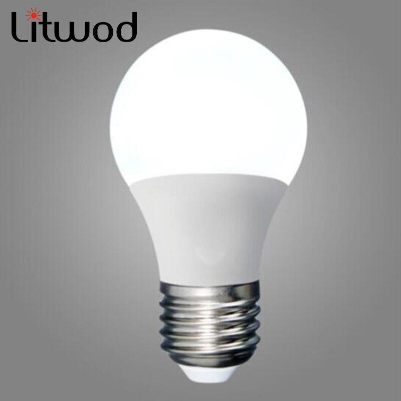 Z20 LED Bulb Light E27 AC 220 V-240V Gloeilamp Smart IC Real Power 3 -15 W Hoge Helderheid  Ball Bulb Cool White & Warm White