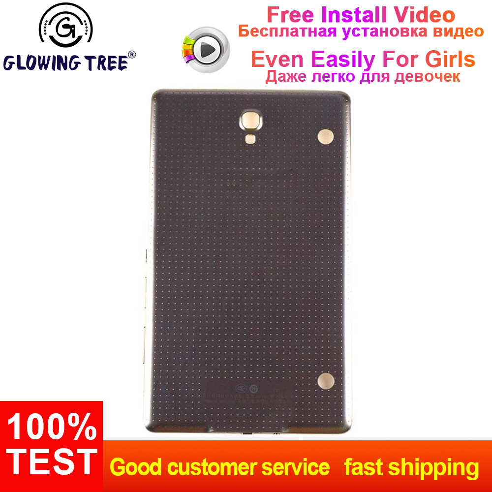 White / Gold For Samsung Galaxy Tab S 8.4 T700 T705 T705 Touch S Back Battery Housing Cover Case Battery Door Cover ReplacementWhite / Gold For Samsung Galaxy Tab S 8.4 T700 T705 T705 Touch S Back Battery Housing Cover Case Battery Door Cover Replacement