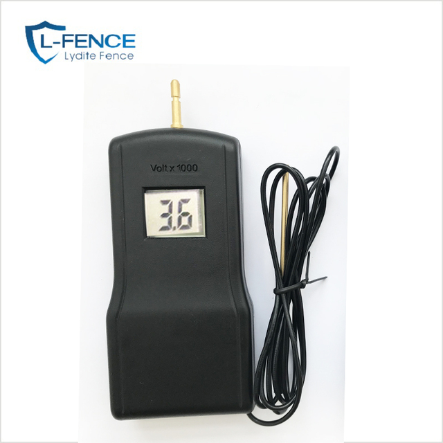 15 Kv Volts Digital Electric Fence Tester Testing Fencing Volt Meter Voltage New