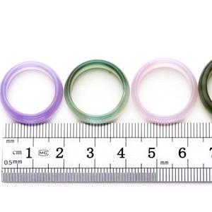 Image 3 - PINKSEE 50 Stks/partij Gemengde Vintage Natuurlijke Natuursteen Ring Voor Vrouwen Unisex Fashion Charm Vinger Ringen Sieraden Geschenken Groothandel
