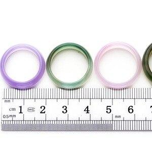 Image 3 - PINKSEE 50 Teile/los Mixed Jahrgang Natürliche Naturstein Ring Für Frauen Unisex Mode Charme Fingerringe Schmuck Geschenke Großhandel