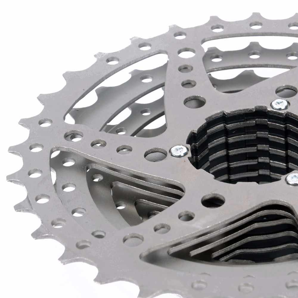 ZTTO 9 Speed 11-32T MTB Mountain Bike Cassette 9s 18s 27s 32t Freewheel Bicycle Flywheel for parts M370 M430 M4000 M590 M3000