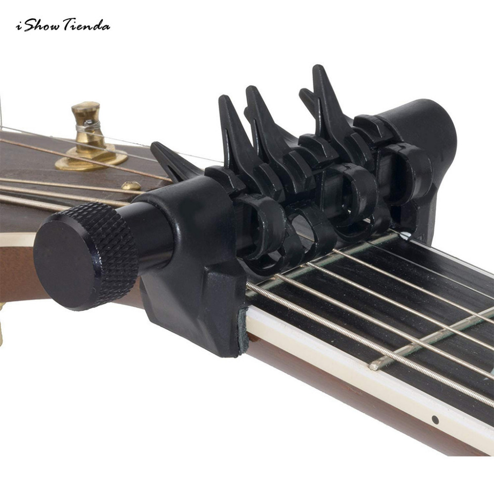 multifunction capo open tuning spider chords for acoustic guitar strings 6 chord capo open. Black Bedroom Furniture Sets. Home Design Ideas