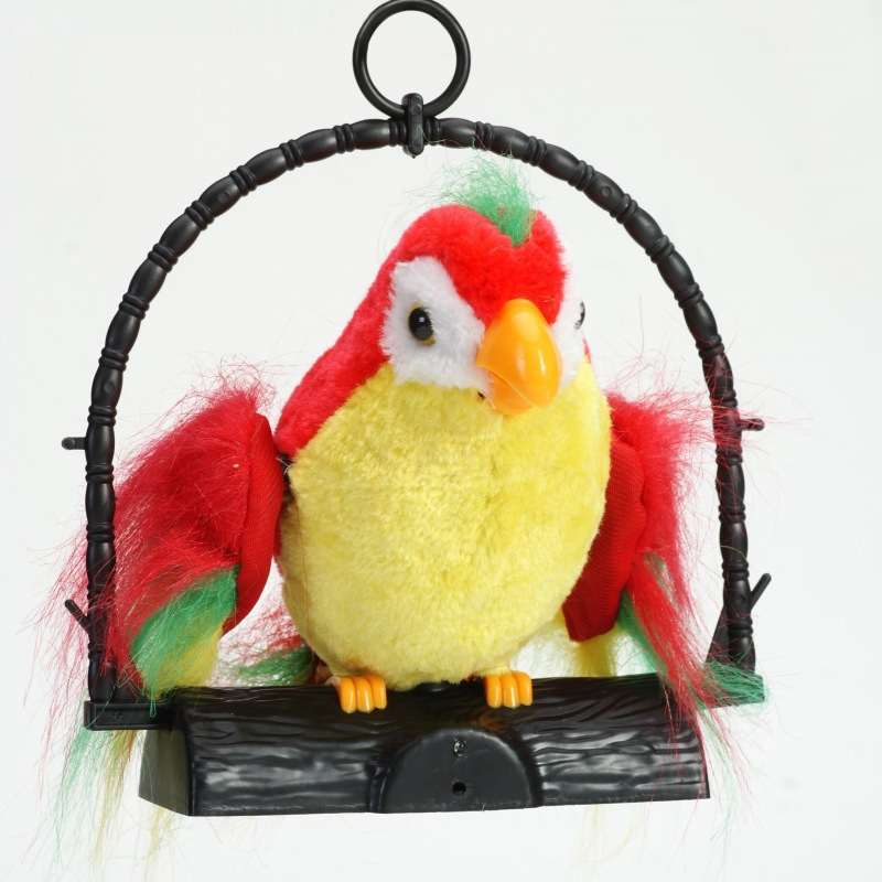 Bird Talking Toy : Online buy wholesale talking parrot toy from china