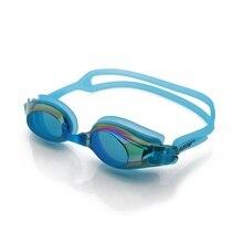 Гальванические водонепроницаемые очки для плавания противотуманные УФ регулируемые Спортивное плавание очки плавание ming Googles одежда для плавания