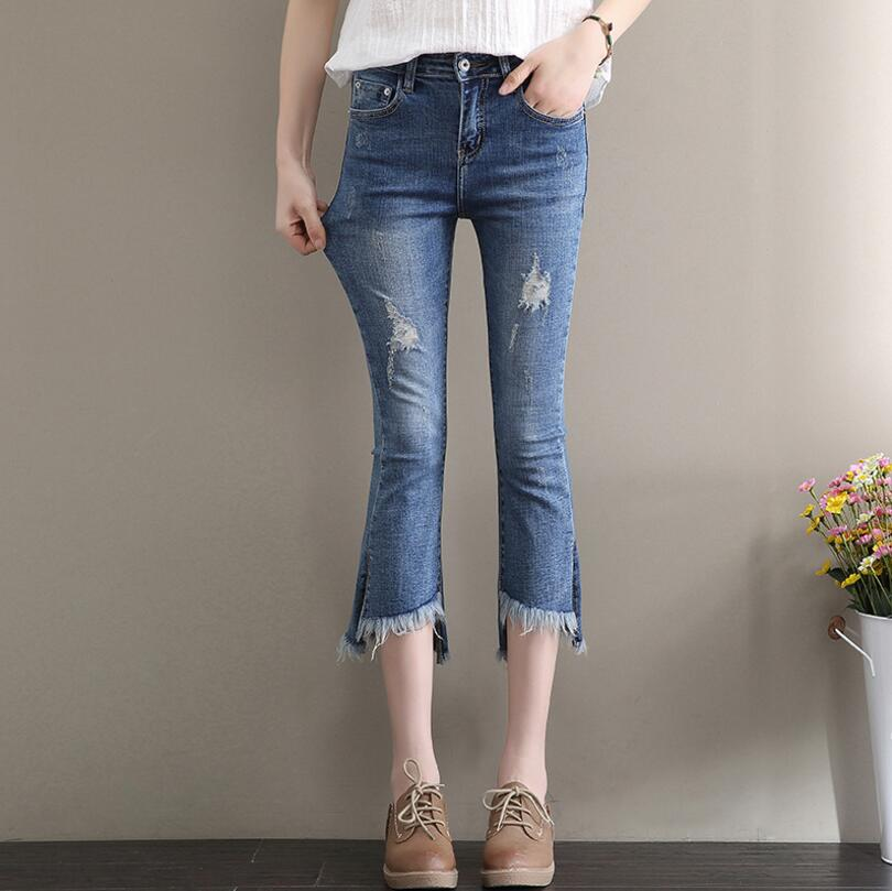 High Quality Light Blue Skinny Jeans Holes-Buy Cheap Light Blue ...