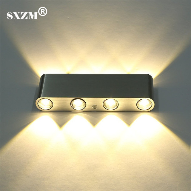 SXZM Modern 8W led wall lamp home decoration Epistar high power led ...