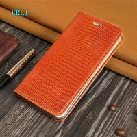 Business Cover Genuine Leather Case For Huawei P10 VTR AL00 P10 Plus VKY AL00 P10 Lite P9 plus P8 Lite P7 P6