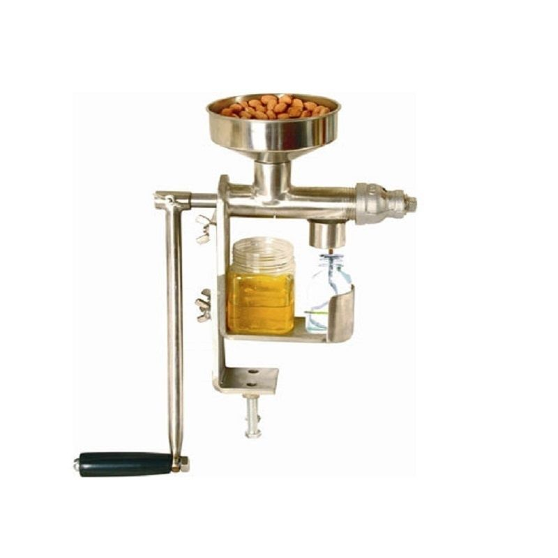 1pc Manual Oil Press Peanut Nuts Seeds Oil Press/ Expeller Oil Extractor Machine Product Showcase
