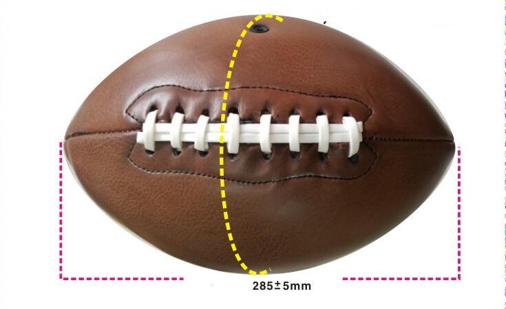 O envio gratuito de Desporto Ao Ar Livre Bola de Rugby Bola De ... 99a905dba24ba