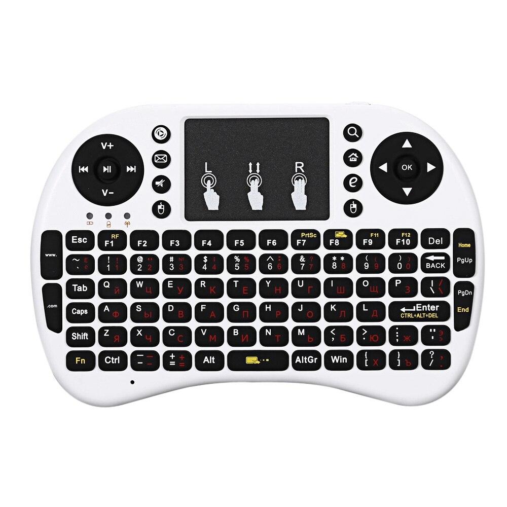 iPazzPort KP 810 21F 2.4GHz Portable Mini Wireless QWERTY