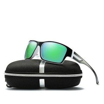 Очки для рыбалки солнцезащитные очки с поляризованными линзами, UV400 для Для мужчин или Для женщин Спорт на открытом воздухе, рыбалка для вер... >> Piaoyu Store