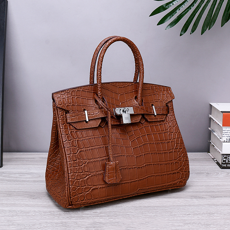 Fashion Genuine Leather Women Shoulder Bags Famous Brand Ladies Handbag Luxury Female Designer Crossboby Bag Girl Bolsa Feminina