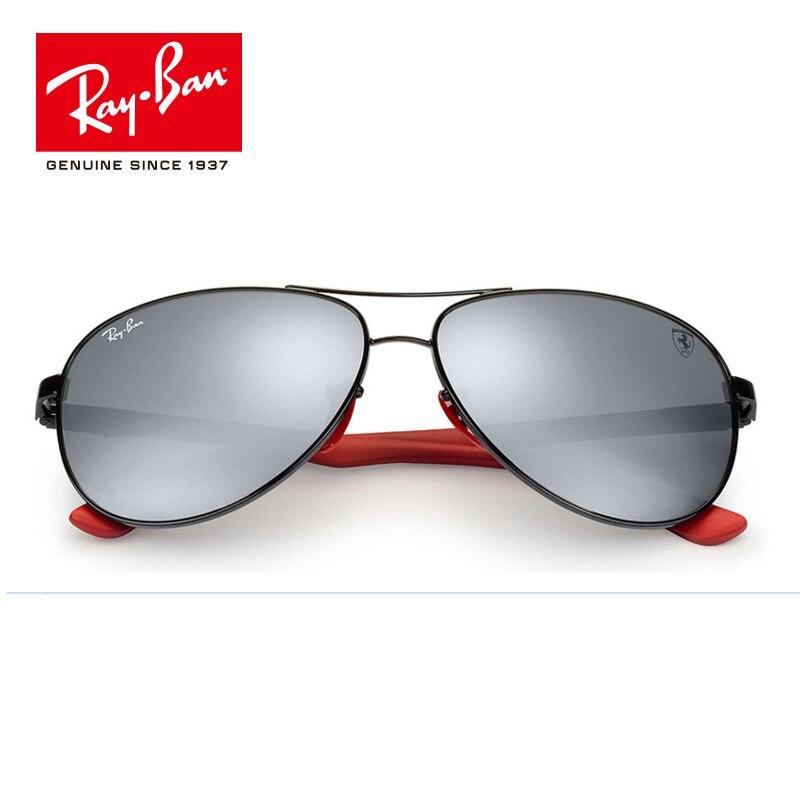 Rayban 2018 Original Ferrari série Lunettes de Soleil UV Protection ... 880435f4bce4