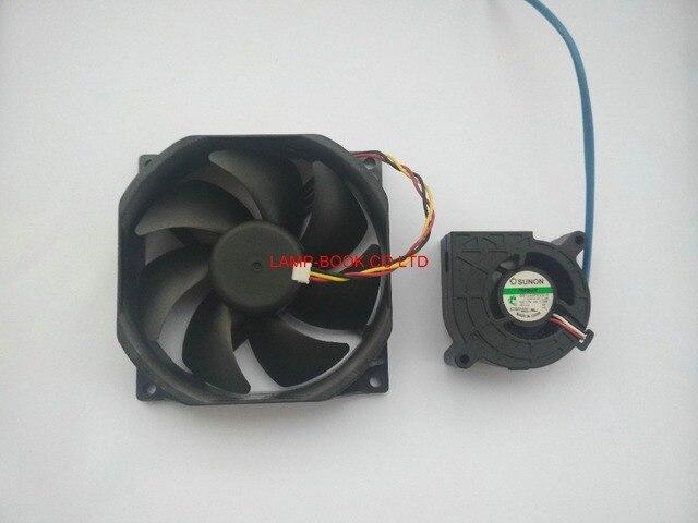Ventilador usado para proyector OPTOMA HD20 HD25 HD25e HD25 LV HD131X HD131Xe VDHDNU VDHDNULV