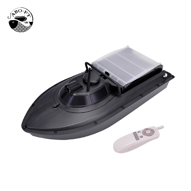 2018 China GPS AUTO JABO-2AD 10Ah rc fishing bait boat for carrying fishing lines цена