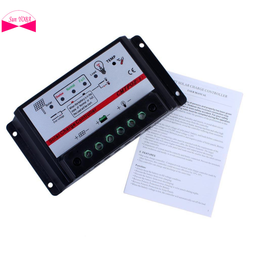 Best Price 30a 12v 24v Auto Switch Solar Panel Battery