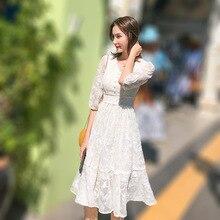 Mode Jupe kleid 2019