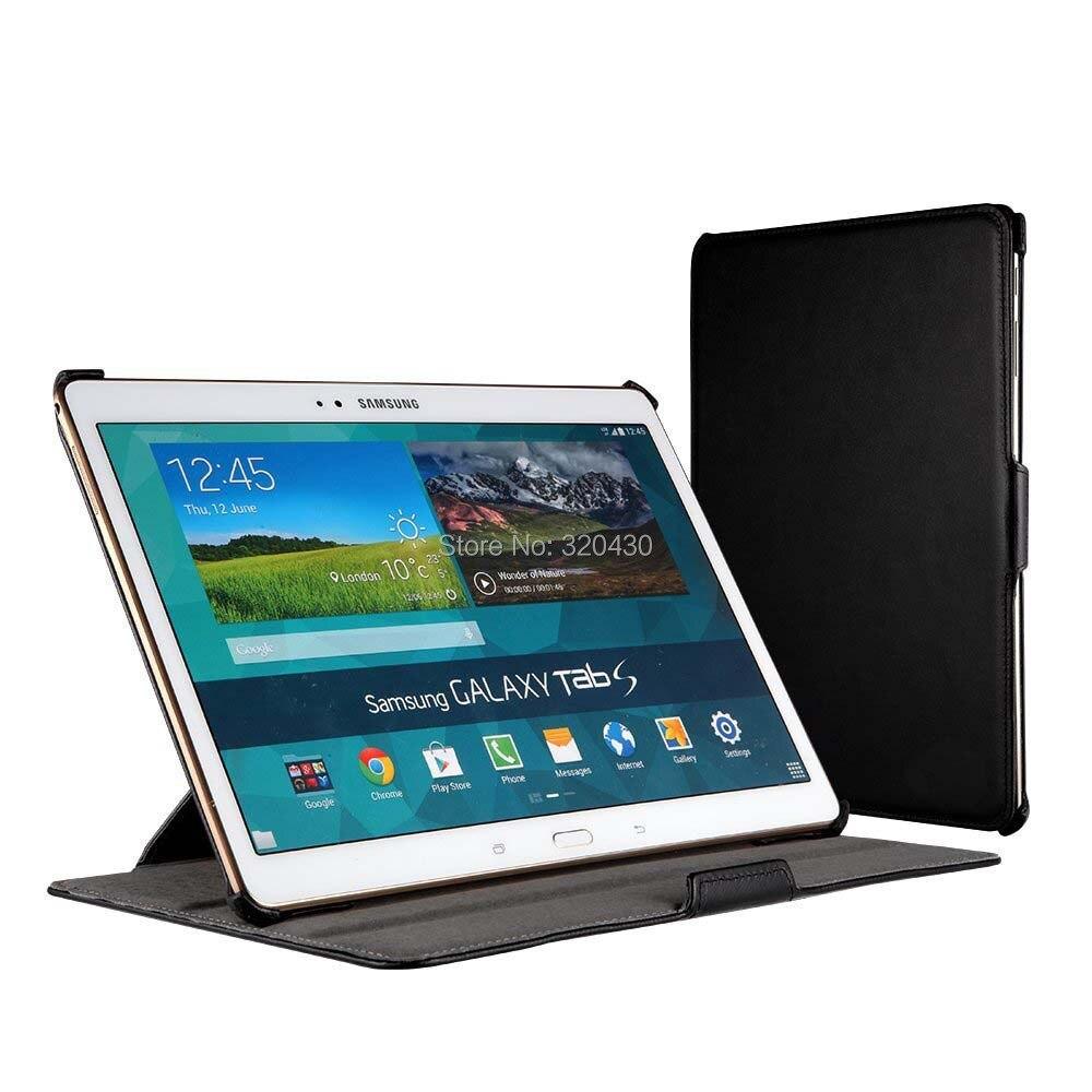 Multi-ангел стенд смарт-чехол для Samsung Galaxy Tab S 10.5 чехол-samsung T800 T805C обложка книги чехол С магнитом Авто Wake/Sleep) ...