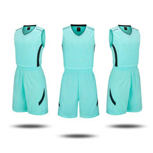 Basketball Jersey 2016 New  Basketball Suit Sports Suit Children'S Wear Blank Basketball Clothing Speed Dry Training Clothing