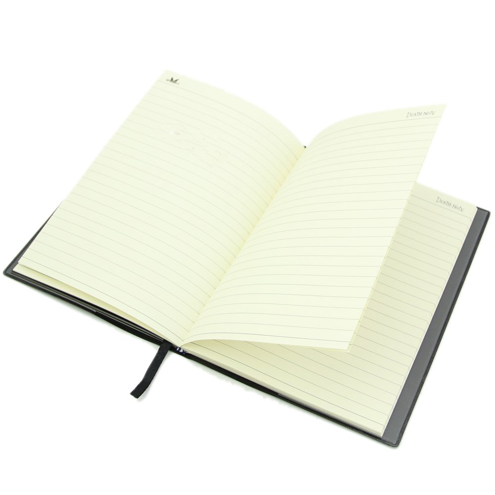 Lovely Fashion Anime Tema Moartea Notă Cosplay Notebook New Scoala - Blocnotesuri și registre - Fotografie 6