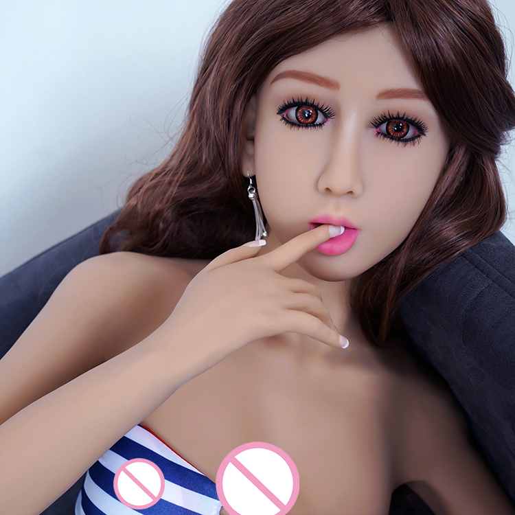 New Sex Doll Japanese Female Full Size Silicone 135cm Sex Dolls With Skeleton Real Solid Anime Love For Men