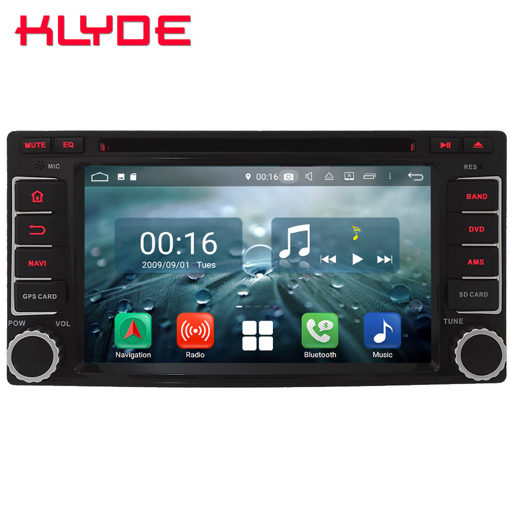 Octa Core 4G WIFI Android 8 1 4GB RAM 64GB ROM RDS Car DVD Multimedia Player