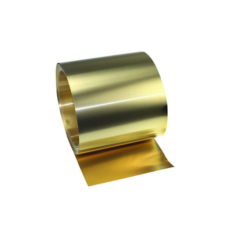 H62 Brass Thin Sheet Plate Welding 1.5mm X 100mm X100mm Brass Block Diy Copper