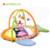 2016 crianças educacionais jogar Mat 0-1YearsBaby jogo brinquedo Tapete Infantil rastejando Mat peixes coloridos jogo esportes ginásio Tapete crianças Rug