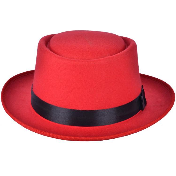 red fedoras cap (3)