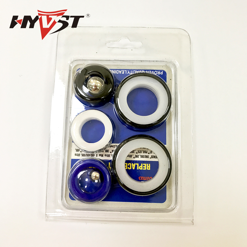 HYVST sprayer paint parts Washer Set DT90690BWS spray paint parts Washer Set for SPT690,SPT900-270,SPT490, pump repair kit hyvst spare parts pump head assembly for spx150 350 1501003