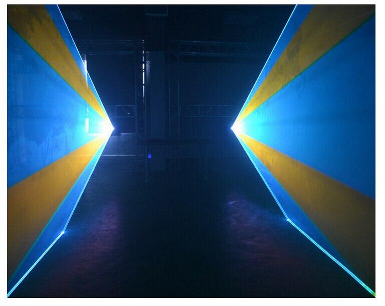 Besplatna dostava 3W lasersko svjetlo 3000mW RGB bijelo miješanje - Komercijalna rasvjeta - Foto 6