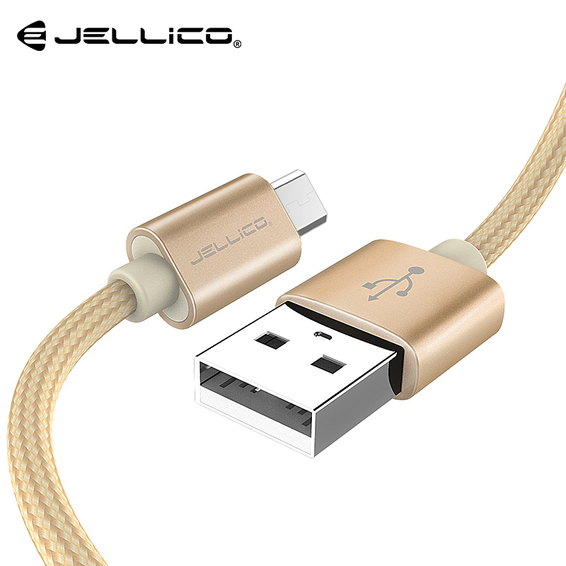 Jellico Micro USB Cable Fast Charging Phone Charger adapter s