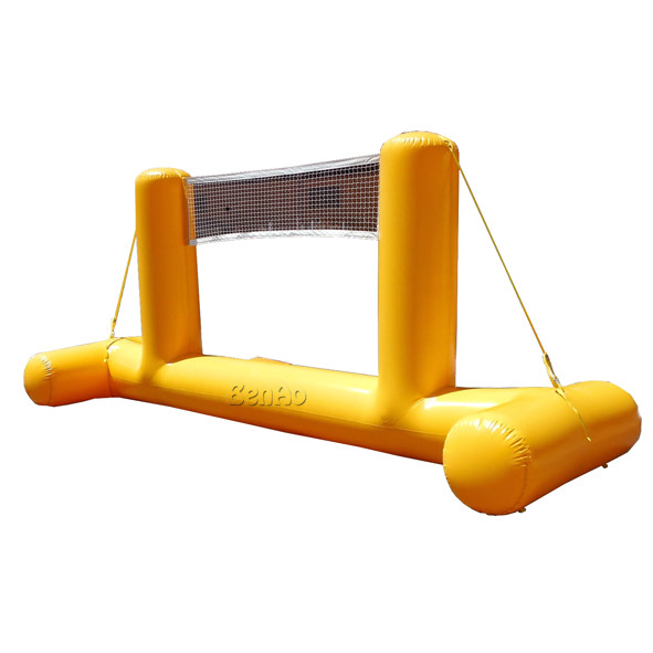 S250 Free Shiping + Free air pump Hot-sale Airtight inflatable tennis barrier, inflatable yellow tennis barrier for sport games free shipping sealed airtight basketball goal inflatable sports games with free ce pump