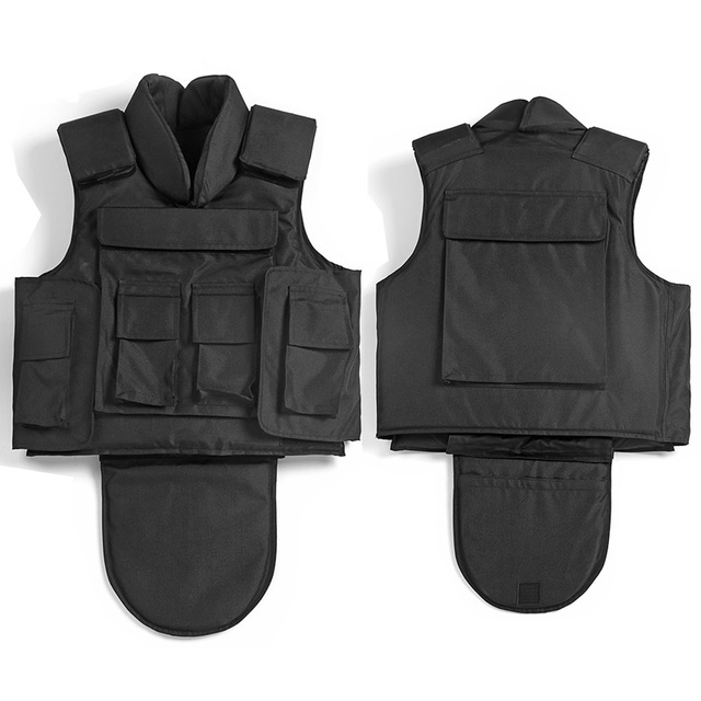 Led the bullet proof vest Military Camouflage Police SWAT army tactical vest Combat Strike Plate Carrier jockstrap body armor