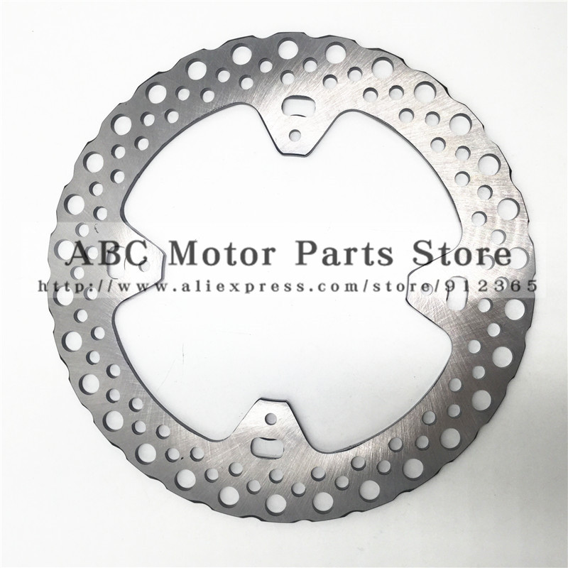 T4 Kayo Rear Brake Disc Plate  after dirt pit bike Motocross 250cc off road motorycycle 240mm free shipping Hua Yang